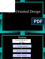 object Oreinted Design