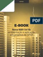 Nova Norma Spda - NBR 5419/2015
