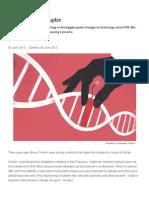 CRISPR, The Disruptor _ Nature News & Comment