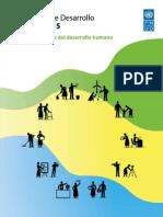 Informe de Desarrollo Humano en Bolivia