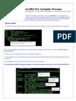 Cobo-Db2 Compiler Process