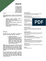 SAMPLE Essays Ielts and TOEFL Copy