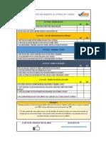 Checklist 5 Passos Para Organizar Seu Ambiente de Estudos