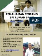 Pemahaman Tentang Spi Rumah Sakit Dr Basuki_mei 2015