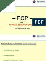 PCP - Revisão