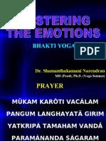 Mastering the Emotions - Bhakti Yoga-YFC