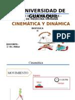 Cinematica y Dinamica