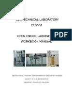 Lab Manual Ceg551 Word