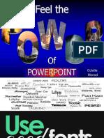 powerpoint on powerpoint