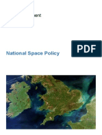U.K. National Space Policy