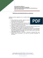 Protocolo de Intervención en La Dislexia