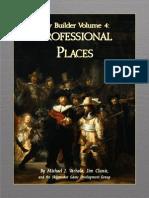 City Builder 04 - Professional Places