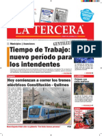 Diario La Tercera 14.12.2015