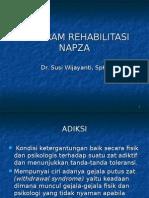 Program Rehabilitasi Napza