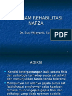 Program Rehabilitasi Napza