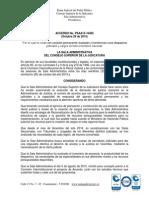 Psaa15-10402- Acuerdo Para Descongestión