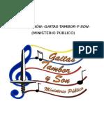 Informacion de Gaitas Tambor y Son Grabacion Del Disco