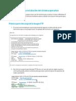 Guía Para Instalación Del SO Con RUFUS