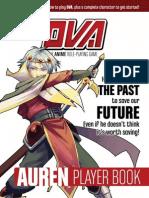 OVA Auren Player Book