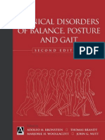 Clinical Disorders of Balance Posture and Gait 2nd Edition