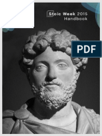 Stoic Week 2015 Handbook Stoicism Today
