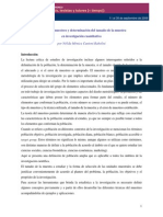 Apunte Técnicas de muestro - Estadística p administradores UBA