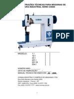 Manual Técnico CI3000