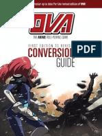 OVA ConversionGuide