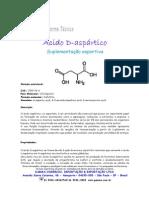 Acido d Aspartico