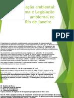 Legislação Ambiental Rj