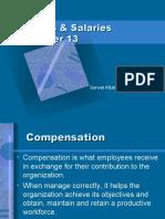 Wages & Salaries Chap 13