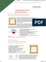 II. Tecnicas Generales de La Rehabilitación Con Acero - Constructalia