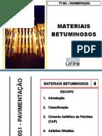 Mod. 4 - Materiais Asfalticos