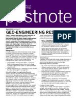 Geoengineering POST-PN-327