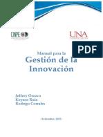 MANUAL para la Gestión de la innovación VERSION COMPLETA (1).pdf