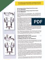 Service Manual-anleitung+instruction Book Für Jvc Rx-508 Rx-509 Elegantes Und Robustes Paket Tv, Video & Audio