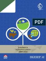 dinamica agropecuaria