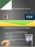 mortgage crisis presentation