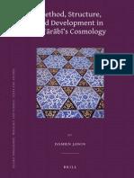 Janos-Method Structure and Development in Al Farabi's Cosmology