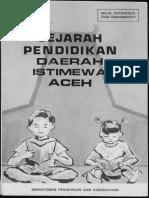 Sejarah Pendidikan Aceh