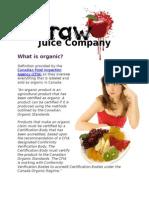 juice company