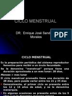 Ciclo-menstrual y Anticonceptivos