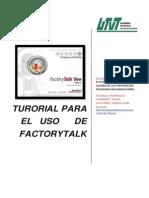 Factorytalk Tinaco y Alarmas