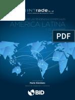 BID Estimaciones de La Tendencias Comerciales de America Latina 2016