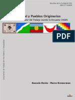 Discriminación Pueblos Originarios Diciembre 2015