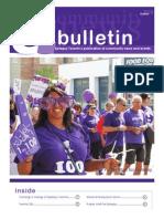 Epilepsy Toronto Bulletin, Fall/Winter 2015