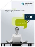 Manual - Administracion de Bases de Datos Con Oracle 9i