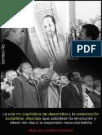 Llambro Filo; La «vía no capitalista de desarrollo» y la «orientación socialista», «teorías» que sabotean la revolución y abren las vías a la expansión neocolonialista, 1985