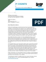 letter of response