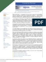 Conseil de l'Europe_Assemblée Parlementaire - OMS & Grippe H1N1